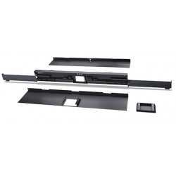 APC Thermal Containment Door Header - 42U VX / 45U SX - Kit d'extension pour rack
