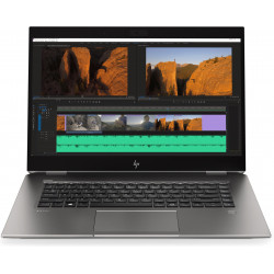HP ZBook Studio G5 Mobile Workstation - Core i7 9750H / 2.6 GHz - Win 10 Pro 64 bits - 16 Go RAM - 512 Go SSD NVMe, TLC - 15.6""