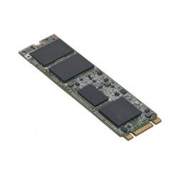 Fujitsu - Disque SSD - chiffré - 512 Go - interne - M.2 - SATA 6Gb/s - Self-Encrypting Drive (SED), TCG Opal Encryption - pour