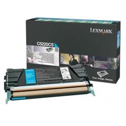 Lexmark - cartouche de toner - 1 x cyan - 3000 pages - lrp