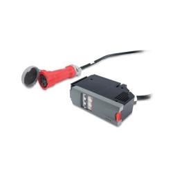 PowerDistrMod 3 Pole 5 Wire IEC309 200cm