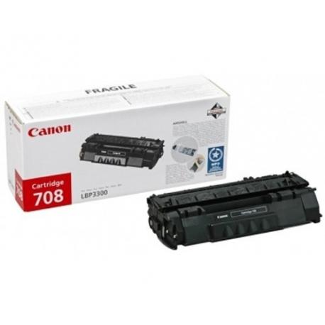 Canon 708 - Noir - originale - cartouche de toner - pour i-SENSYS LBP3360, Laser Shot LBP-3300, 3360