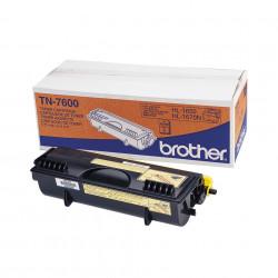 Brother TN-7600 - Noir - originale - cartouche de toner - pour Brother DCP-8020, 8025, HL-1650, 1670, 1850, 1870, 5030, 5040, 5