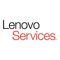 Lenovo Onsite Repair - Contrat de maintenance prolongé - pièces et main d'oeuvre - 3 années - sur site - 9x5 - temps de répons