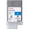 Canon PFI-102 C - 130 ml - cyan - originale - réservoir d'encre - pour imagePROGRAF iPF510, iPF605, iPF650, iPF655, iPF720, iP