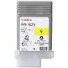 Canon PFI-102 Y - 130 ml - jaune - originale - réservoir d'encre - pour imagePROGRAF iPF510, iPF610, iPF650, iPF655, iPF720, i