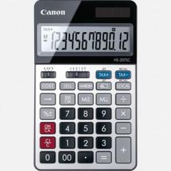 Canon HS-20TSC - Calculatrice de bureau - 12 chiffres - panneau solaire, pile