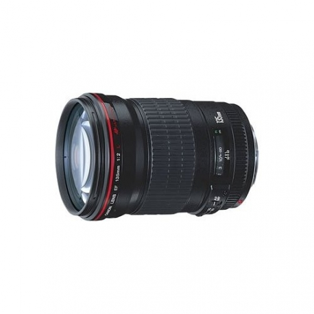 Canon EF - Téléobjectif - 135 mm - f/2.0 L USM - Canon EF - pour EOS 1000, 1D, 50, 500, 5D, 7D, Kiss F, Kiss X2, Kiss X3, Rebel