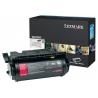 Lexmark - À rendement extrêmement élevé - noir - originale - cartouche de toner - pour Lexmark T632, T634
