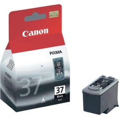 Canon PG-37 - Noir - originale - réservoir d'encre - pour PIXMA iP1800, iP1900, iP2500, iP2600, MP140, MP190, MP210, MP220, MP