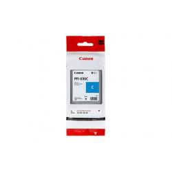 Canon PFI-030C - 55 ml - cyan - originale - réservoir d'encre - pour imagePROGRAF TA-20, TA-20 MFP L24ei, TA-30, TA-30 MFP L36