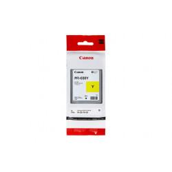 Canon PFI-030Y - 55 ml - jaune - originale - réservoir d'encre - pour imagePROGRAF TA-20, TA-20 MFP L24ei, TA-30, TA-30 MFP L3