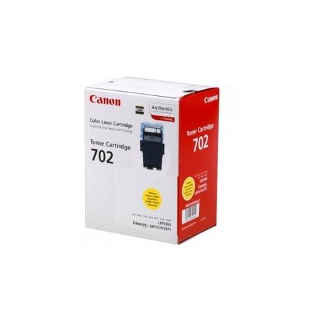 Canon 702 - Jaune - originale - cartouche de toner - pour LBP-5960