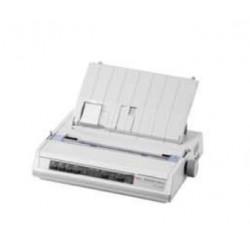 OKI Microline 280eco - Imprimante - Noir et blanc - matricielle - 241,3 mm (largeur) - 240 x 216 dpi - 9 pin - jusqu'à 375 car