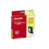 Ricoh GC 21Y - Jaune - originale - cartouche d'encre - pour Ricoh Aficio GX3000, Aficio GX3050, Aficio GX5050, GX 2500, GX 305