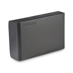Verbatim Store 'n' Save - Disque dur - 8 To - externe (de bureau) - USB 3.0 - noir