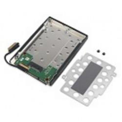 Lenovo ThinkPad M.2 SSD Tray - Tiroir pour périphérique de stockage - pour ThinkPad T25 20K7, T470
