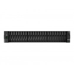 Lenovo ThinkSystem DE240S 2U24 SFF Expansion Enclosure - Boîtier de stockage - 24 Baies (SAS-3) - rack-montable - 2U