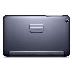 Lenovo Folio Case - Protection à rabat - bleu foncé - pour A8-50