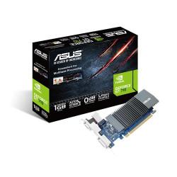 ASUS GT710-SL-1GD5 - Carte graphique - GF GT 710 - 1 Go GDDR5 - PCIe 2.0 - DVI, D-Sub, HDMI - san ventilateur