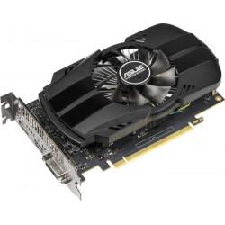 ASUS PH-GTX1650-4G - Carte graphique - GF GTX 1650 - 4 Go GDDR5 - PCIe 3.0 x16 - DVI, HDMI, DisplayPort