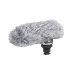 Canon DM-100 - Microphone - pour iVIS HF G20, HF S10, LEGRIA HF G25, HF M52, VIXIA GX10, HF G20, HF G21, HF G40, HF M301