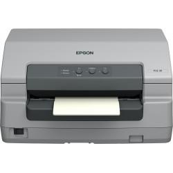 Epson PLQ 30 - Imprimante pour livrets - monochrome - matricielle - 245 x 297 mm - 12 cpi - 24 pin - jusqu'à 624 car/sec - par