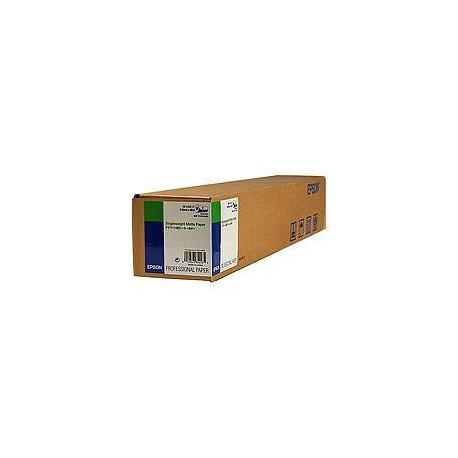Epson singleweight matte - papier - papier mat - rouleau a1 (61 cm x 40 m) - 120 g/m2 - 1 pc.