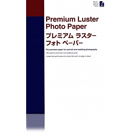 Epson Premium Luster Photo Paper - Lustre - A2 (420 x 594 mm) 25 feuille(s) papier photo - pour SureColor P5000, SC-P7500, P900