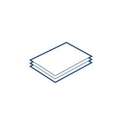 Epson Proofing Paper Standard - A3 plus (329 x 423 mm) 100 feuille(s) papier épreuve - pour Stylus Pro 4900 Spectro_M1, SureCol