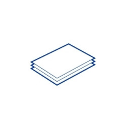 Epson Proofing Paper Standard - A2 (420 x 594 mm) 50 feuille(s) papier épreuve - pour Stylus Pro 4900 Spectro_M1, SureColor P50