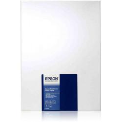 Epson Traditional Photo Paper - A4 (210 x 297 mm) - 330 g/m² - 25 feuille(s) papier photo - pour Stylus Pro 4900 Spectro_M1, Su