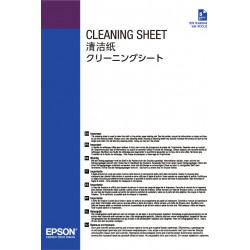 Epson Cleaning Sheets - Feuilles de nettoyage - pour SureColor SC-P10000, SC-P20000, SC-P20000SE, SC-P5000, SC-P8000, SC-P9000,