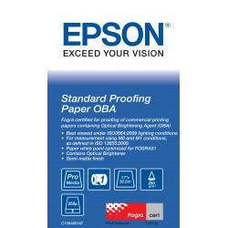Epson Proofing Paper Standard - 200 micromètres - Rouleau (43,2 cm x 30,5 m) - 240 g/m² - 1 rouleau(x) papier épreuve - pour Su