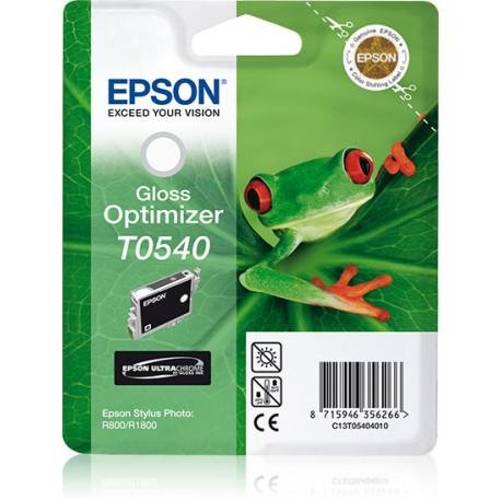 Epson T0540 Gloss Optimizer - 13 ml - originale - blister - cartouche d'économie d'encre - pour Stylus Photo R1800, R800