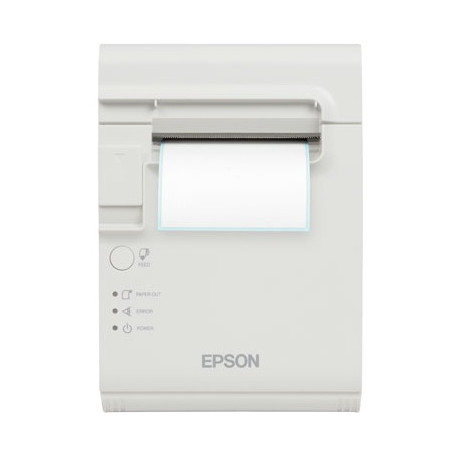 Epson TM L90 - Imprimante de reçus - thermique en ligne - Rouleau (8 cm) - 203 dpi - jusqu'à 150 mm/sec - USB 2.0, série - out