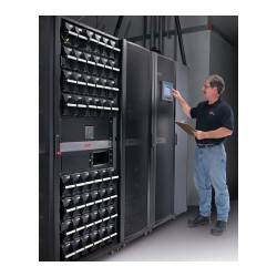 APC Scheduling Upgrade to 7X24 for Existing Assembly Service - Installation (pour Onduleur jusqu'à 40 kVA) - 24x7 - pour P/N: