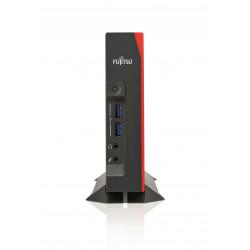 Fujitsu FUTRO S740 - Client léger - MBF - 1 x Celeron J4105 / 1.5 GHz - RAM 4 Go - SSD 32 Go - UHD Graphics 600 - GigE - eLux R