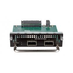 D-Link - Module d'extension - 2 ports - pour D-Link Data Center 10GbE Top-of-Rack Switch DXS-3600, DXS 3600-16S