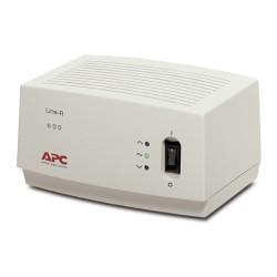 APC Line-R 600VA - Régulateur de tension automatique - CA 120 V - 600 VA - connecteurs de sortie : 4 - beige - pour P/N: AR106,