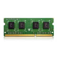 QNAP - DDR3L - 4 Go - SO DIMM 204 broches - 1866 MHz / PC3L-14900 - 1.35 V - mémoire sans tampon - non ECC