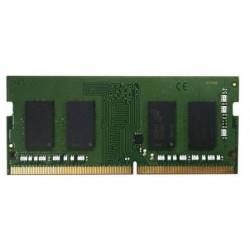 QNAP - K1 version - DDR4 - 4 Go - SO DIMM 260 broches - 2400 MHz / PC4-19200 - 1.2 V - mémoire sans tampon - non ECC