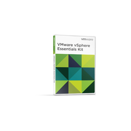VMware vSphere Essentials Kit - Licence + abonnement de 1 an - 6 CPU - sur site - pour PRIMERGY CX2550 M4, CX2560 M5, RX2520 M5