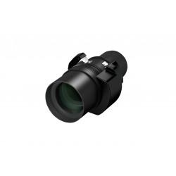 Epson ELP LL08 - Objectif zoom à longue portée - 119 mm - 165.4 mm - f/1.8-2.45 - pour Epson EB-L1050, L1060, L1065, L1070, L10