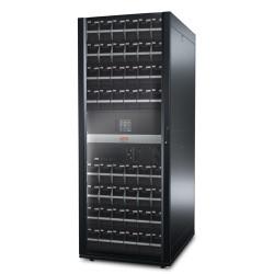 APC Symmetra PX 250/500kW Battery Enclosure with 8 Battery Modules - Boîtier de piles - 48 x Acide de plomb - 42U - noir