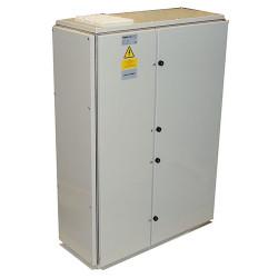 APC Parallel Maintenance Bypass for 2 UPS - Bypass switch - CA 400 V - triphasé - connecteurs de sortie : 1 - pour P/N: G35T15K