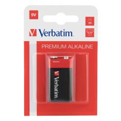Verbatim - Batterie 9V - Alcaline
