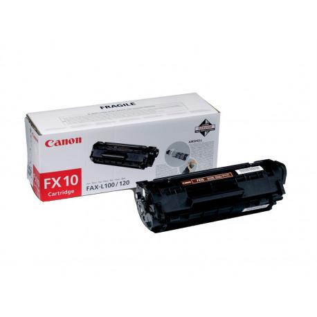 Canon FX-10 - Noir - originale - cartouche de toner - pour i-SENSYS FAX-L140, L160, MF4018, MF4270, MF4320, MF4330, MF4340, MF4