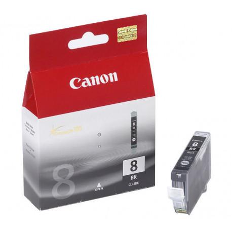 Canon CLI 8Bk - Réservoir d'encre - 1 x noir  910p
