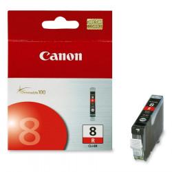 Canon CLI-8R - 13 ml - rouge - originale - réservoir d'encre - pour PIXMA Pro9000, Pro9000 Mark II